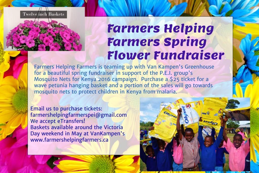 FHF Spring Flower Fundraiser