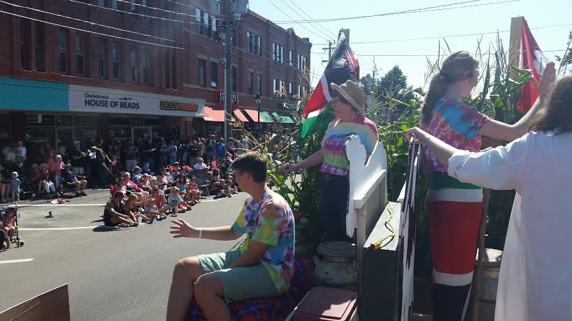 parade downtown
